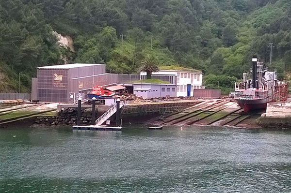 Venez par bateau à Albaola, faktoria maritime basque