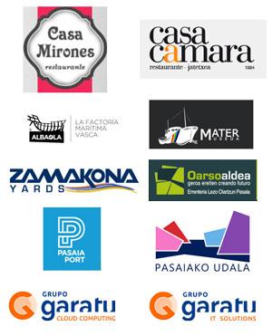 empresas e instituciones que colaboran con Itxaszerbi
