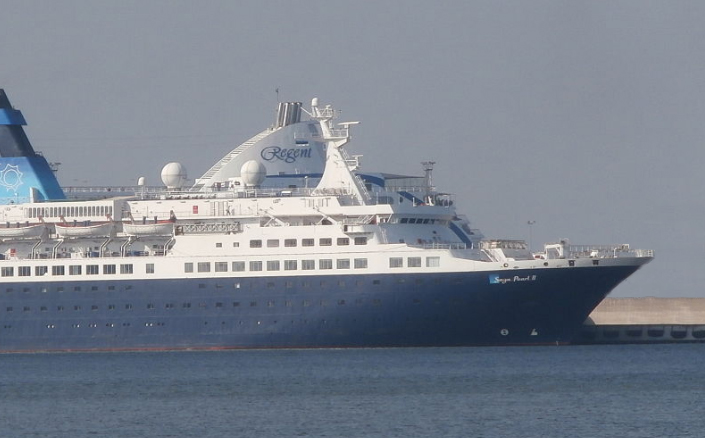Itxaszerbi realiza recorridos para los turista del Saga Pearl II