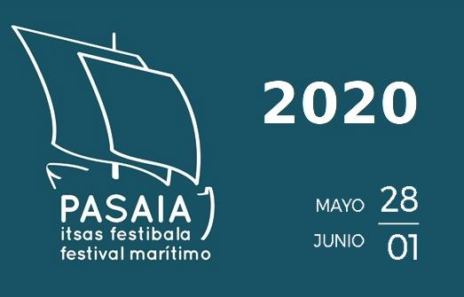 Paseos en barco por la bahia de pasaia en el festival maritimo 2020
